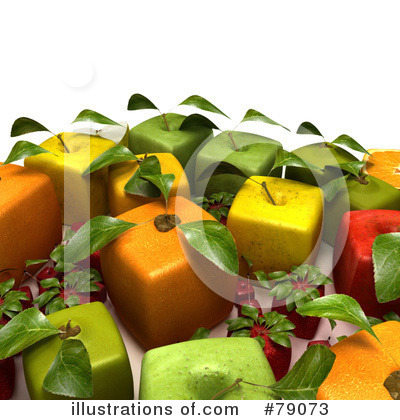 Oranges Clipart #79073 by Frank Boston