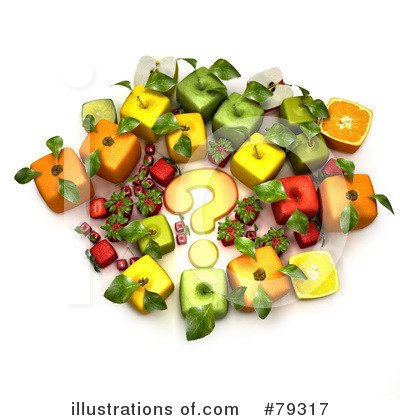 Oranges Clipart #79317 by Frank Boston