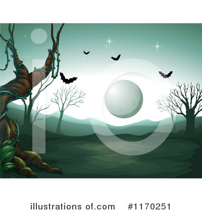 Halloween Clipart #1170251 by Graphics RF