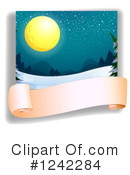 Full Moon Clipart #1242284