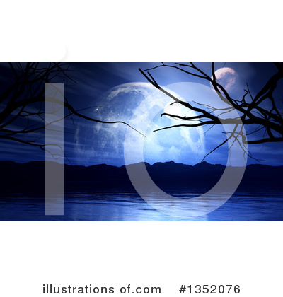 Astronomy Clipart #1352076 by KJ Pargeter
