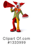 Funky Clown Clipart #1333999 by Julos