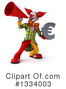 Funky Clown Clipart #1334003 by Julos