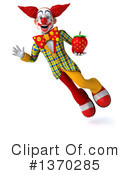 Funky Clown Clipart #1370285 by Julos