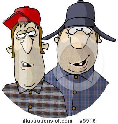 Royalty-Free (RF) Funny Clipart Illustration by djart - Stock Sample #5916