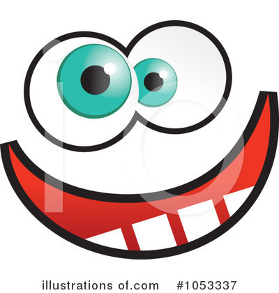 funny faces clipart
