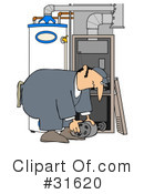 Furnace Clipart #31620