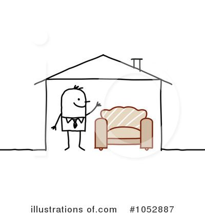 Real Estate Clipart #1052887 by NL shop