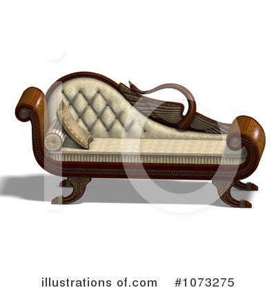 Furniture Clipart #1073275 by Ralf61