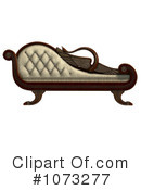 Furniture Clipart #1073277 by Ralf61