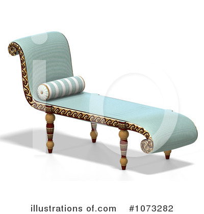 Chair Clipart #1073282 by Ralf61