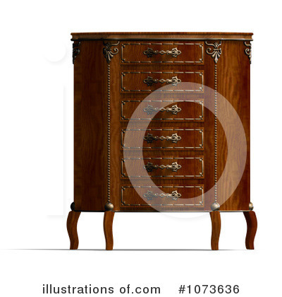Furniture Clipart #1073636 by Ralf61