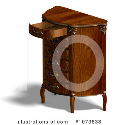 Furniture Clipart #1073638 by Ralf61