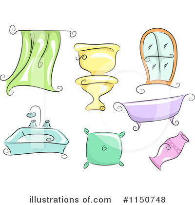Sink Clipart #1150748 by BNP Design Studio