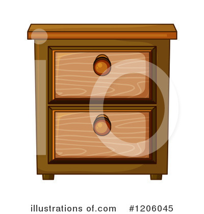 Furniture Clipart #1206045 by Graphics RF
