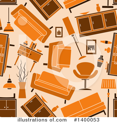 Furniture Clipart #1400053 by Vector Tradition SM