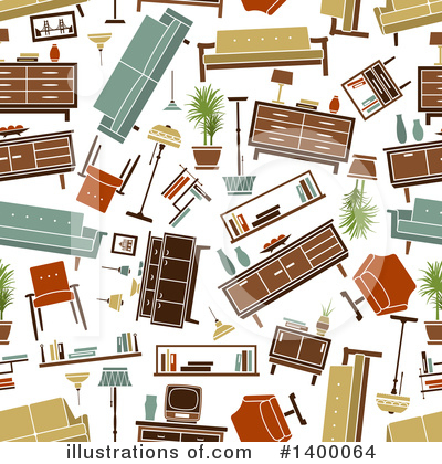 Furniture Clipart #1400064 by Vector Tradition SM