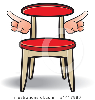 Furniture Clipart #1417980 by Lal Perera