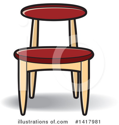 Furniture Clipart #1417981 by Lal Perera