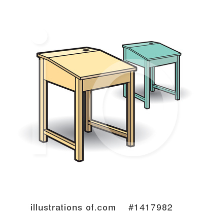 Furniture Clipart #1417982 by Lal Perera