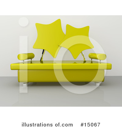 Furniture Clipart #15067 by 3poD