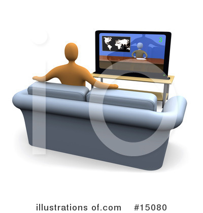 Furniture Clipart #15080 by 3poD