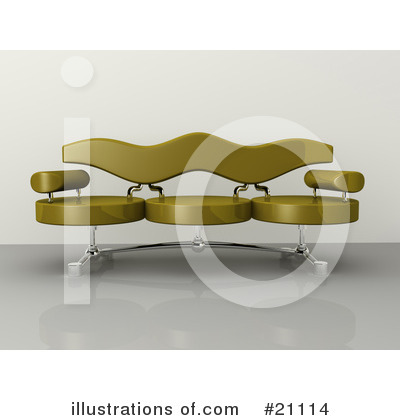 Furniture Clipart #21114 by 3poD