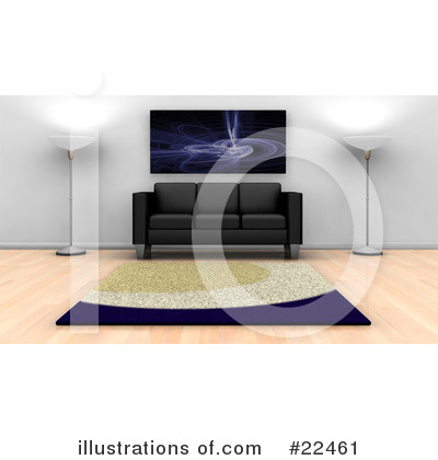 Interior Clipart #22461 by KJ Pargeter