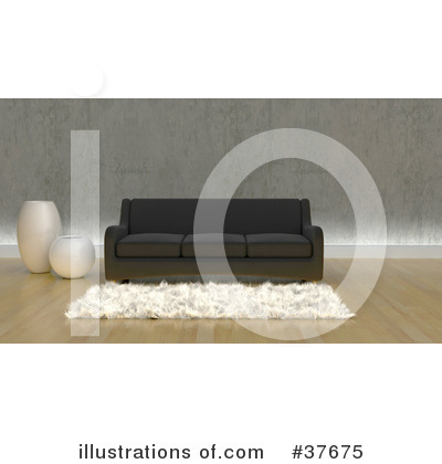 Sofa Clipart #37675 by KJ Pargeter