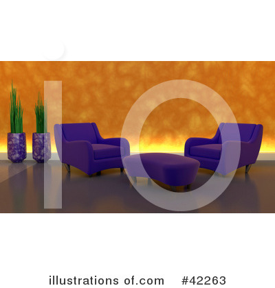 Furniture Clipart #42263 by KJ Pargeter