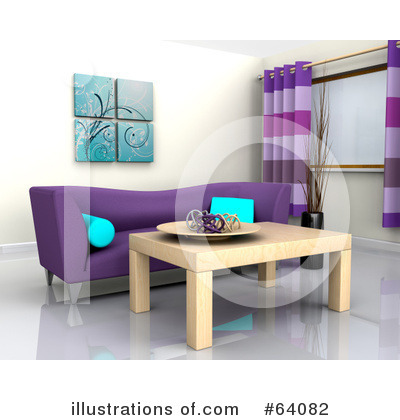 Interior Clipart #64082 by KJ Pargeter