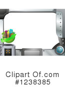 Futuristic Clipart #1238385 by Graphics RF