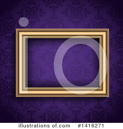 Gallery Clipart #1416271 by KJ Pargeter