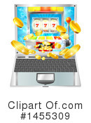 Gambling Clipart #1455309 by AtStockIllustration