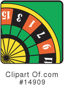 Gambling Clipart #14909 by Andy Nortnik