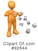 Gambling Clipart #92844 by 3poD
