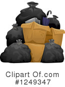 Garbage Clipart #1249347 by BNP Design Studio