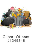 Garbage Clipart #1249348