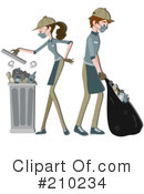 Garbage Clipart #210234 by BNP Design Studio