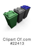 Garbage Clipart #22413 by KJ Pargeter