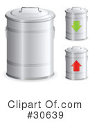 Garbage Clipart #30639