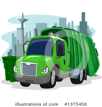 Garbage Clipart #1375450 by BNP Design Studio