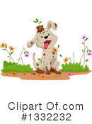 Royalty-Free (RF) Garden Clipart Illustration #1332232