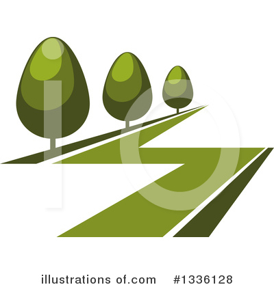 Tree Clipart #1336128 by Vector Tradition SM