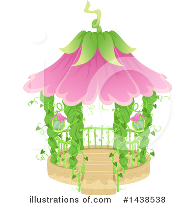 Gazebo Clipart #1438538 by BNP Design Studio