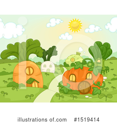 Radish Clipart #1519414 by BNP Design Studio