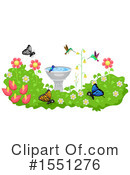 Garden Clipart #1551276 by BNP Design Studio