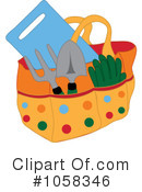 Gardening Clipart #1058346 by Pams Clipart
