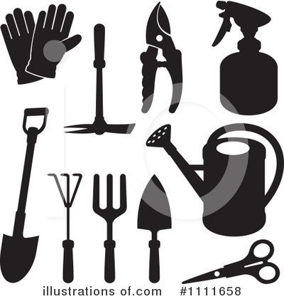 Gardening Clipart #1111658 by Any Vector