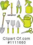 Gardening Clipart #1111660 by Any Vector